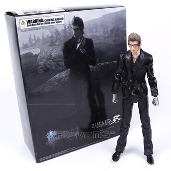 Oynat Sanat KAI Final Fantasy XV Ignis Scientia PVC Action Figure Koleksiyon Model Oyuncak 26 cm